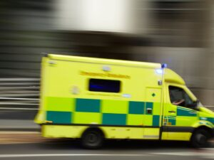 Emergency Ambulance: Features and basic functions